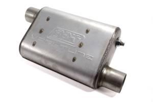BBK PERFORMANCE #3101 Varitune Adjustable Muffler 2-1/2in Dia.