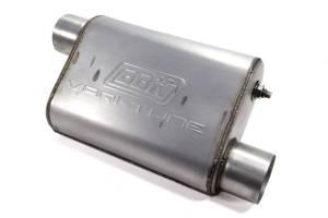 BBK PERFORMANCE #3103 Varitune Adjustable Muffler 3in Dia.