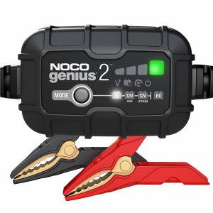 NOCO #GENIUS2 Battery Charger 2 Amp