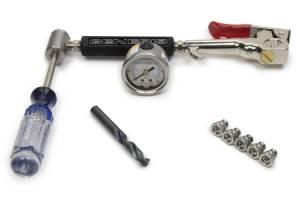GENESIS SHOCKS #GEN3990 Non-Schrader Valve Re- Charge Tool Kit