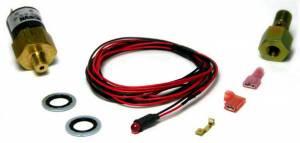 BD DIESEL #1081130 Low FP Alarm Kit Red 1998-07 Dodge 5.9L
