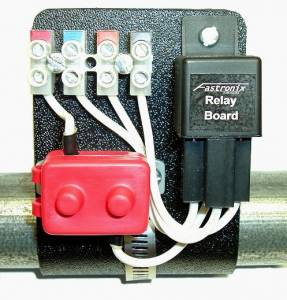 FASTRONIX SOLUTIONS #900-010 Easy Mount Relay Board 40 AMP