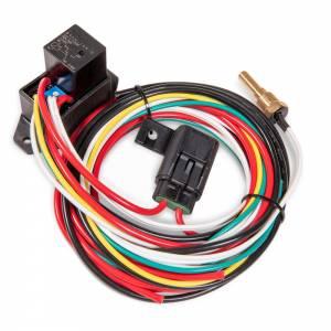 FLEX-A-LITE #121281 Electric Fan Controller w /Relay Screw-In Probe