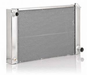 BE-COOL RADIATORS #10008 68-77 GM Radiator W/Std Trans