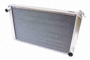 BE-COOL RADIATORS #35005 17x28 Radiator For Chevy