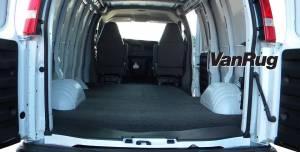 BEDRUG #VRG96X Vanrug 96-   GM Express/ Savana Van Extended