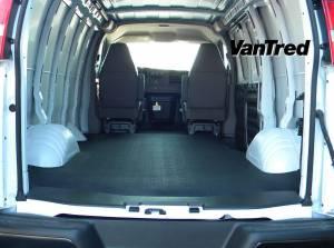 BEDRUG #VTNV11 Vanrug 11-14 Nissan NV