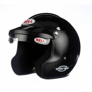 BELL HELMETS #1426012 Sport Mag Helmet Black Medium SA15