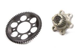 BERT TRANSMISSIONS #370-L-H-BOD-Kit New Style Flywheel Alum HTD
