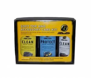 BESTOP #11215-00 Cleaner & Protectant Pack