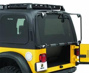 BESTOP #42804-01 Black-HOSS Hardtop Cart