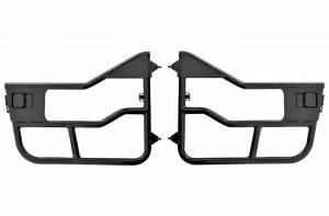 BESTOP #51741-01 Elemen Doors Rear Doors 18-20 Wrangler JL 4-Door
