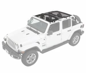 BESTOP #52411-11 Safari Style Bikini Top 18-20 Jeep Wrangler JL