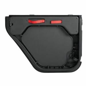 BESTOP #587.29 CORE Doors Jeep 07-18 Wrangler JK