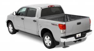 BESTOP #75305-15 Trek Step Rear Mount Blk Spring-Loaded Toyota