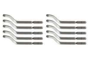 SHAVIV USA #29211-10 Deburring Blade E100S 10PK Cobalt Blade