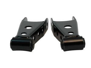 BELL TECH #6400 88-06 GM P/U 2in Drop Shackle Kit