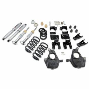 BELL TECH #985HKP Performance Handling Kit Plus 16.5-17 GM P/U