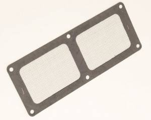Blower Inlet Gasket w/Screen
