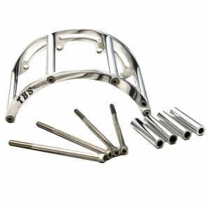 THE BLOWER SHOP #8607 7.375in TBS Belt Guard Kit Fits 4.90in - 5.90in