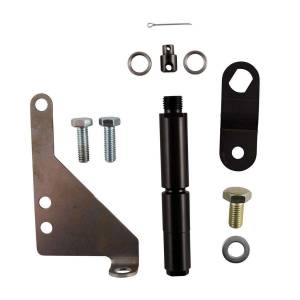 B and M AUTOMOTIVE #40505 Bracket & Lever Kit Ford 4R100/E40D