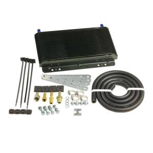 B and M AUTOMOTIVE #70255 SuperCooler Trans Cooler 9800 BTU Rated