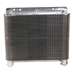 B and M AUTOMOTIVE #70272 Polished Super Cooler 11in x 8in x 1.5in