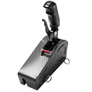B and M AUTOMOTIVE #81059 Stealth Magnum Grip Pro Stick Shifter C/F