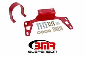 BMR SUSPENSION #DSL017R 11-17 Mustang Driveshaft Safety Loop Front