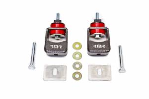 BMR SUSPENSION #MM004H 10-15 Camaro Motor Mount Kit Polyurethane