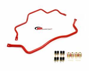 BMR SUSPENSION #SB026R 93-02 F-Body Sway Bar Kit With Bushings