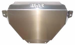 BMR SUSPENSION #SG001L 04-06 GTO Skid Guard Aluminum