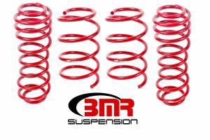 BMR SUSPENSION #SP009R 05-14 Mustang Lowering Springs Kit 1.5in Drop