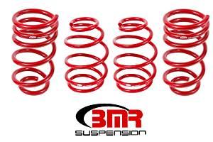 BMR SUSPENSION #SP025R 10-15 Camaro Lowering Spring Kit 1in Drop