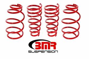 BMR SUSPENSION #SP052R 10-15 Camaro Lowering Spring Kit 1.2in Drop