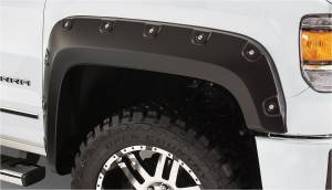 BUSHWACKER #40928-02 07-   GMC Sierra Pocket Style Flares 4pc 40928-02