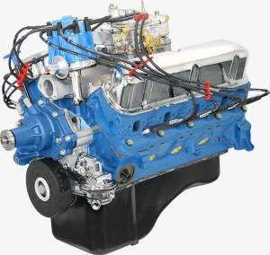 BLUEPRINT ENGINES #BP3023CTC Crate Engine - SBF 302 235HP Dressed Model