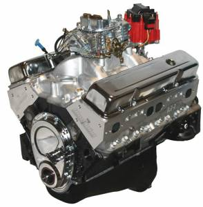 BLUEPRINT ENGINES #BP38313CTC1 Crate Engine - SBC 383 430HP Dressed Model