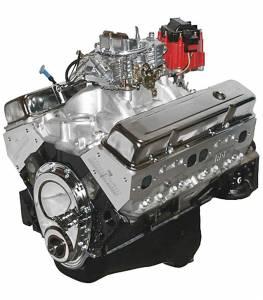 BLUEPRINT ENGINES #BP3961CTC Crate Engine - SBC 396 491HP Dressed Model