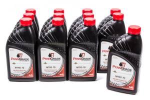 PENNGRADE MOTOR OIL #71176 Nitro 70 Racing Oil Case/12-Qt