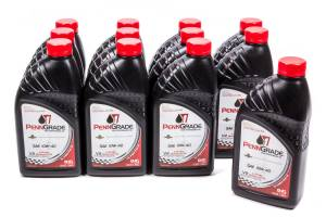 PENNGRADE MOTOR OIL #71566 10w40 Motorcycle Oil Cs/12-Qt