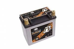 BRAILLE AUTO BATTERY #B2317 Racing Battery 17lbs 1191 PCA 6.8x4.0x6.1