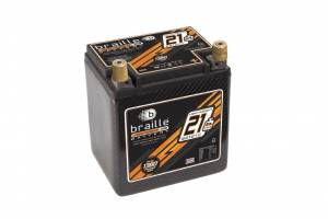 BRAILLE AUTO BATTERY #B3121C Racing Battery Carbon 21lbs 1380 PCA