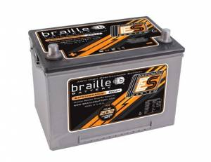BRAILLE AUTO BATTERY #B6034 Endurance Battery 41lbs 850 CCA