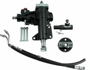 BORGESON #999024 P/S Conversion Kit Fits 68-70 Mustang with Power