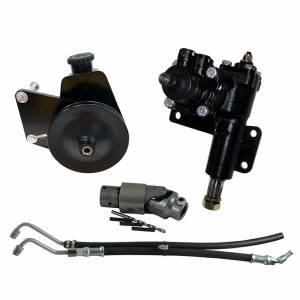 BORGESON #999065 62-72 Mopar Power Steering Conversion