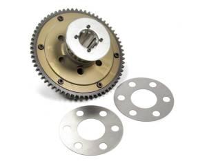 BRINN TRANSMISSION #79087 Ford Flywheel Aluminum HTD 22T