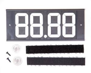 4-Digit Dial Board
