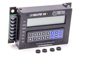 Elite 95 Delay Box Black w/Blue Backlight