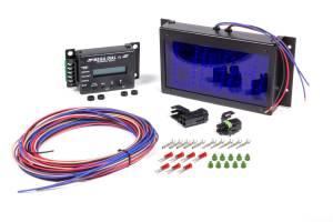 BIONDO RACING PRODUCTS #DDI-1060-BB-DV Mega Dial Board - Dual View w/Control Head